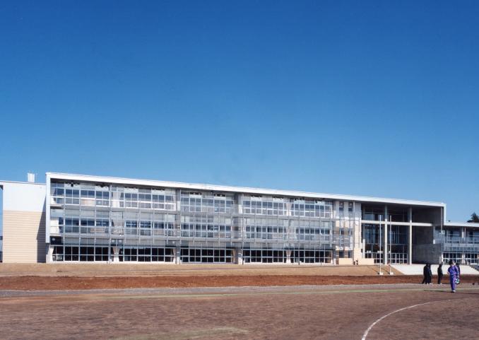 明光中学校(東茨城郡)
